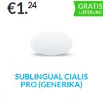 Sublingual Cialis Pro